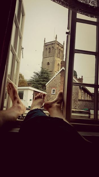Laura, we also have a church tower view :)