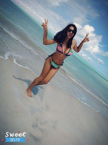Sol E Mar🏖 Sweetselfie Lovephotography  Loveandpeace Liberdade Beach