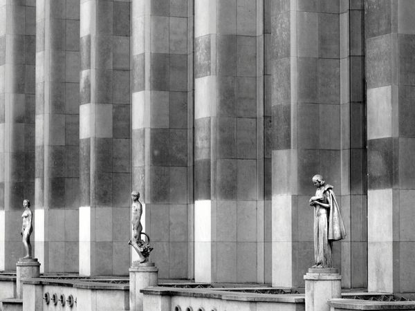 Paris, France  Taking Photos Architecture_bw Statues Architecture & Statues Black And White Photography Exploring New Ground OpenEdit Beautiful Engineering Up Close With Street Photography Up Close Street Photograpy Streetphotography Black And White Collection  Blackandwhitephotography From Where I Stand Check This Out