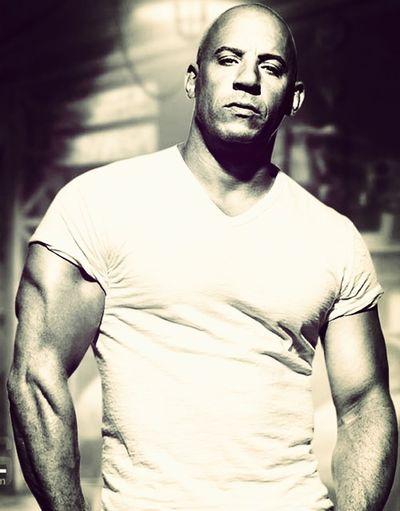 Vin Diesel, :D