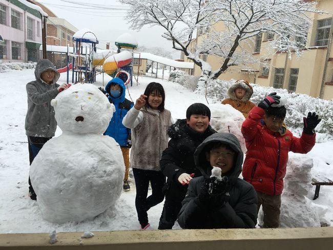 My Student Life snowman