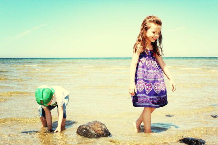 Kids Beach Summer EyeEm Best Shots