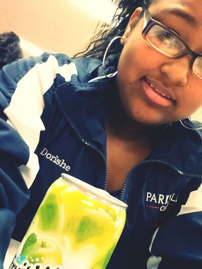 Taking Pics At Lunch