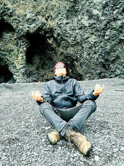 Enlightenment Meditation Who Am I Rocks On Rocks Nature Iceland Take Me Home