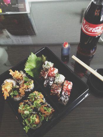 Sushi Sommer Food Food Porn