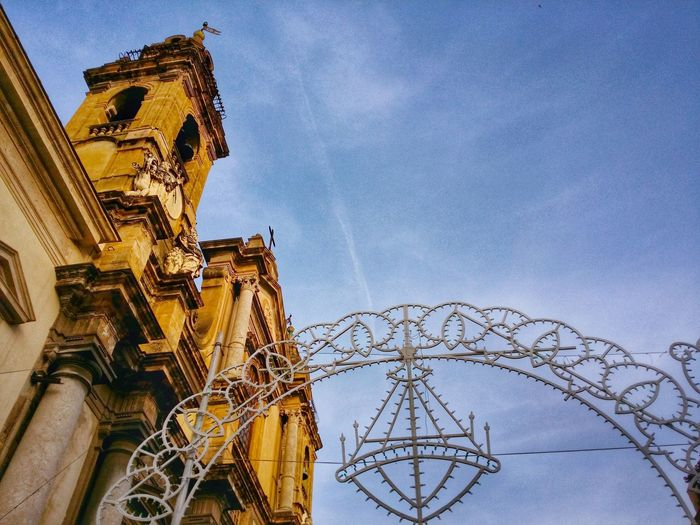 Palermo Sicily Italy Travel Photography Travel Voyage Traveling Mobile Photography Fine Art Architecture Churches Decorative Lights Mobile Editing