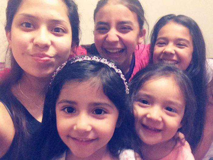 Churchgirl Cute Friends ❤ Love Friendship Group Selfie