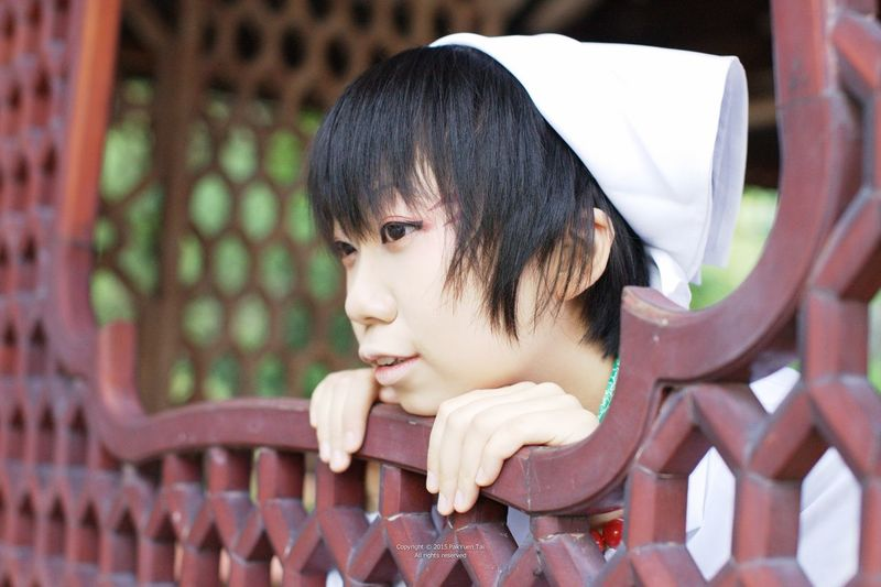 Aug 2015 Hakutaku Cosplay Photo Cosplay Cosplay Shoot Portrait Cosplay Portrait Canon Hakutaku cosplay
