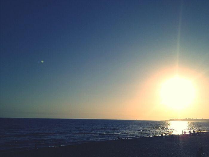 Beach Enjoying Life Taking Photos Sunset_collection