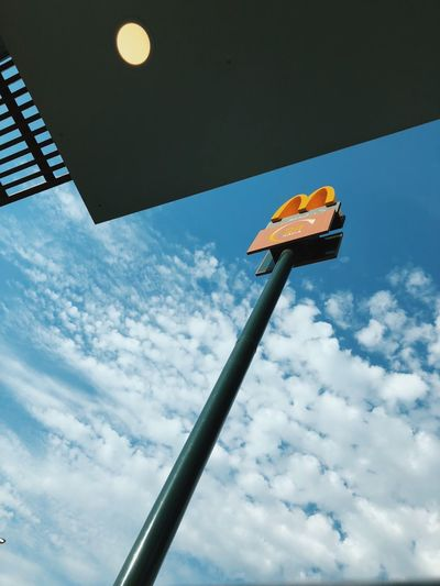 Macdonalds Sky