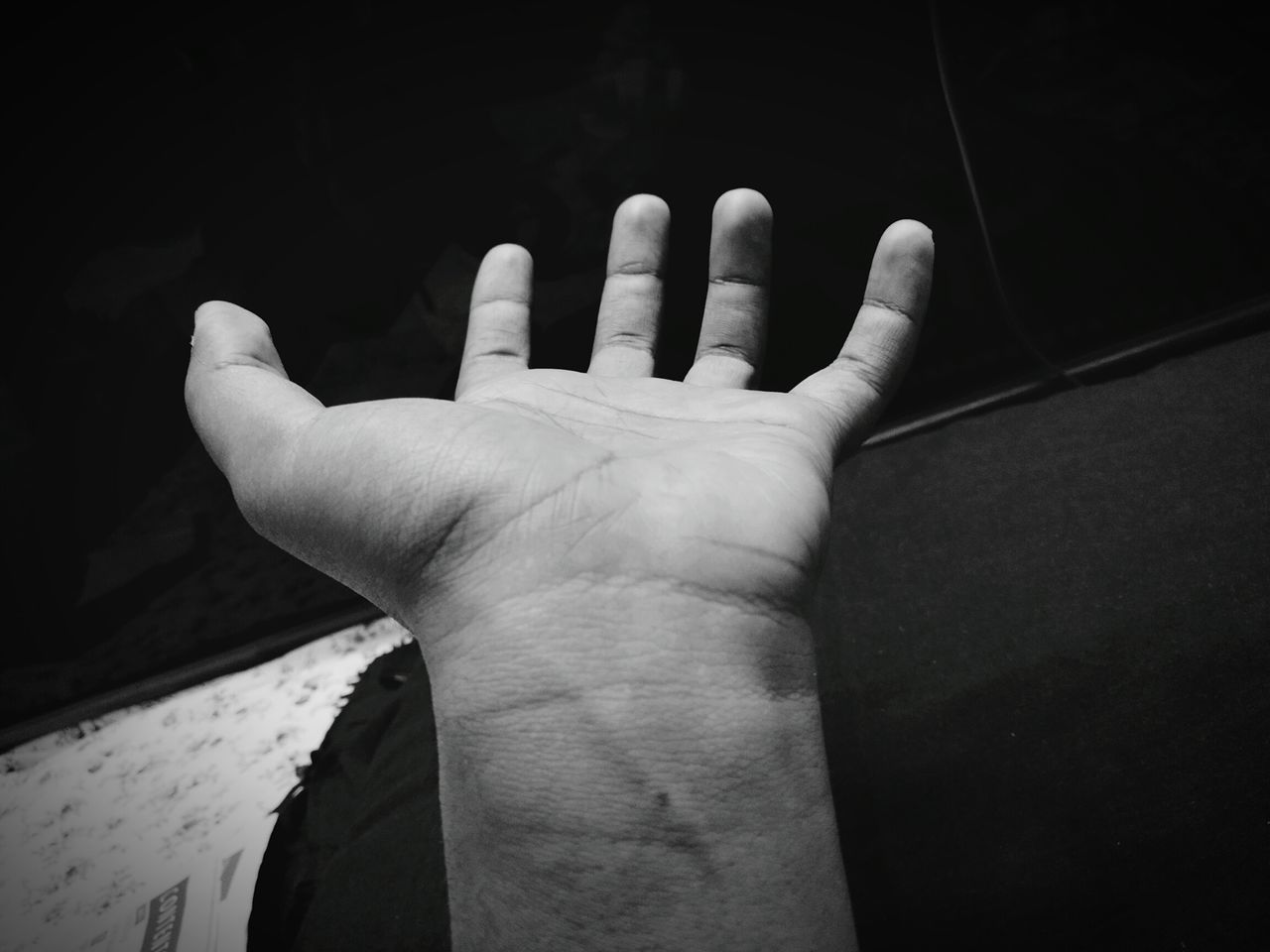 human hand, human finger, human body part, real people, one person, close-up, indoors, palm, day, people