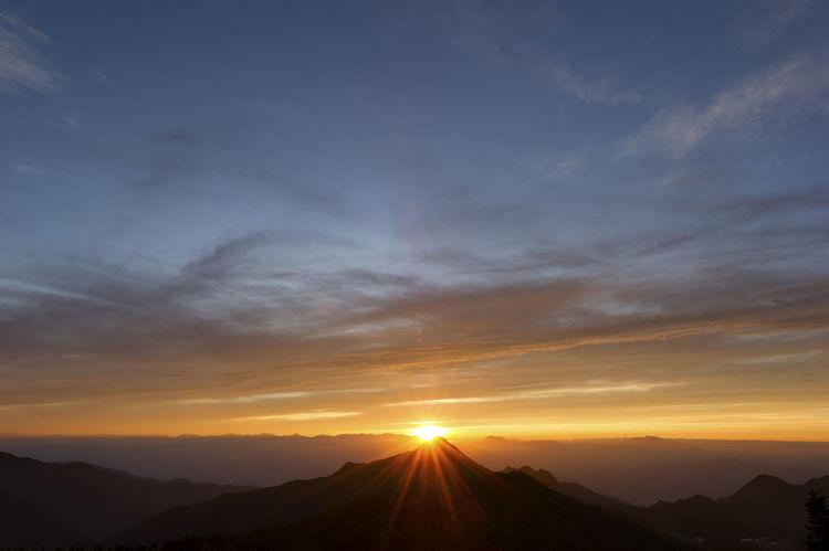 Shibu Pass Sunset Done That.