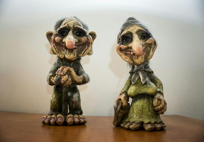 Trolls Trolling Trollstigen Norway🇳🇴 Toys Indoor Photo Old Man