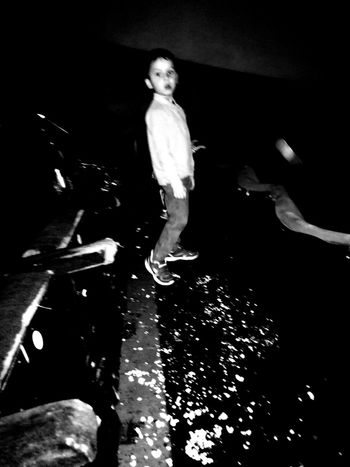 Black And White Friday Ghost Orb Indoors  Check This Out Blackandwhitephoto Boy Human Emotion Fear