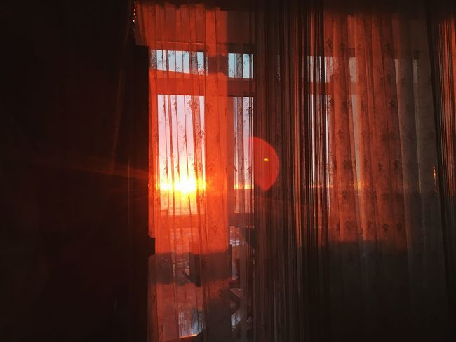 Window закатсолнца красивый закат 🌅 Sunset