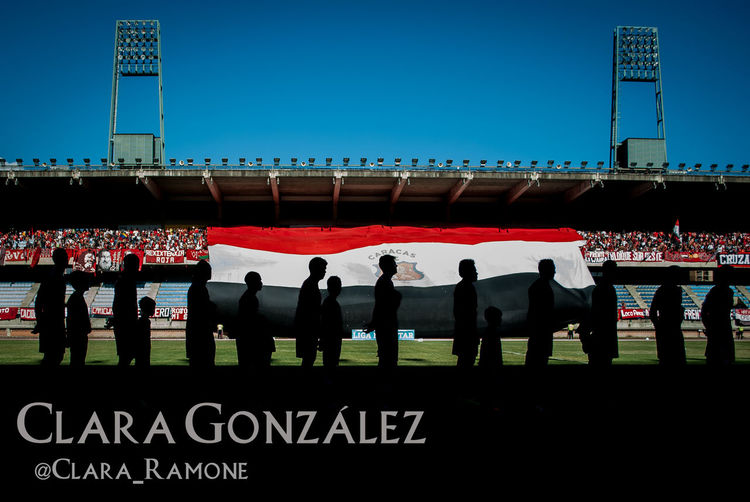 Sometime we see more in shadows 1/10 Silhouette Soccer Futbol Football Contraluz Caracas Venezuela