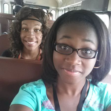 Bus School Flow → on the way to Donaldson center