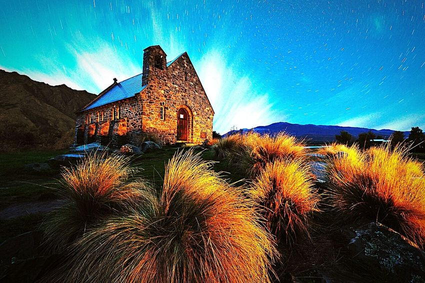 On A Hike North Yorkshire Moors Old Church Nature_collection Night Sky Open Air Landscape_Collection Landscape Landscape #Nature #photography Nature Meets Man