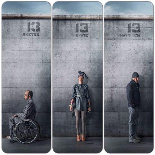 Movie Posters Новые характер-псотеры фильма «Голодные игры: Сойка-пересмешница. Часть I»: TheHungerGames Mockingjay