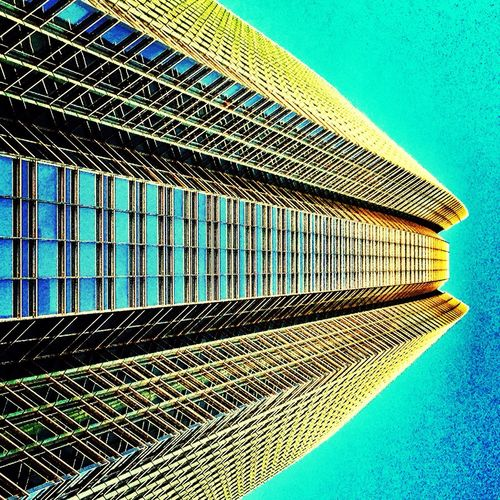 What's your perspective? Wilsonmcalesterphotography Architecture Urban Landscape Urban Eclectic Building