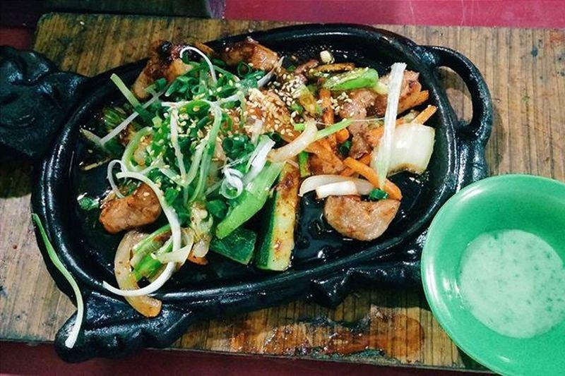 Vscocam VSCO Vscovietnam Foodporn Food Cuisine Vietnamesefood Meat Grill SoDelicious Dìmnướng