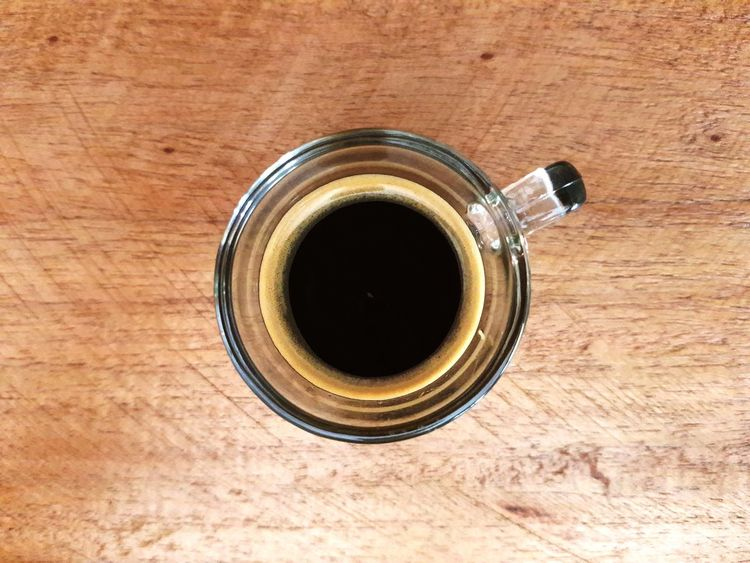 Coffee me' Drink Studio Shot Directly Above Table Coffee - Drink High Angle View Coffee Cup Close-up Food And Drink Black Tea Black Coffee Tea Cup Non-alcoholic Beverage Espresso Hot Drink
