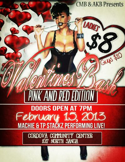 Come Party Withthe Oh~So Gorgeous Dolls Of #AKB And The Money Crazed Boys Of #CMB Because We're Seeing The Mood Right For Valentines Weekend! You Won't Be Disappointed.
