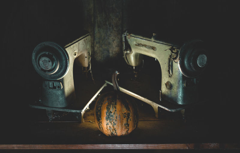Still life Metal Old Indoors  Still Life Retro Styled No People Rusty Obsolete Wood - Material Close-up Container History Table Abandoned Weathered Antique The Past Damaged Machinery Wheel