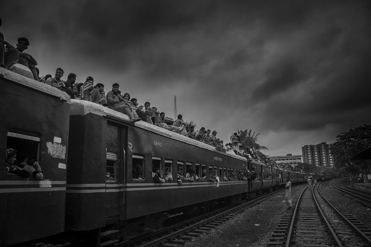 Journey Rail