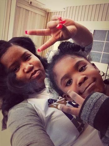 Me & My Sista N Law