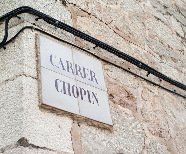 Carrer Chopin