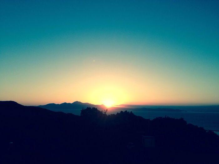 日の出✧✧