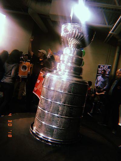 Hockey NHL Stanly Cup Celebration