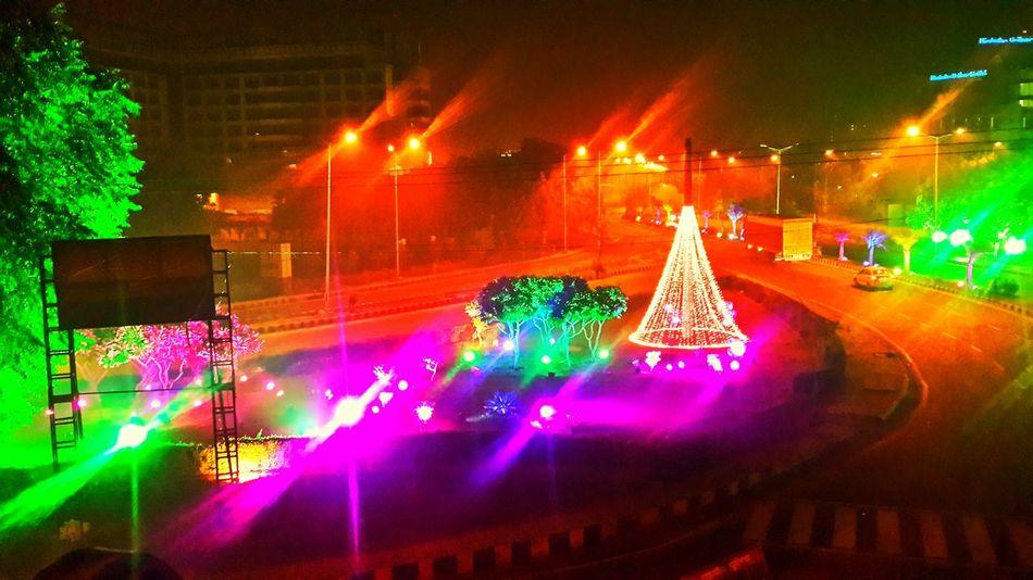 Nightview Nh8 Gurgaondiaries Gurgaon Haryana