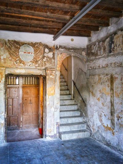 Palermo Sicily Italy Travel Photography Travel Voyage Traveling Mobile Photography Fine Art Architecture Historical Houses Entrance Halls Steps