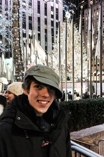 Rockefellerplaza Holiday Christmas Tree Winter 2016 Timyoungiphoneography