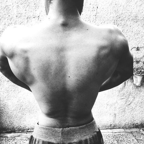 Taking Photos That's Me EyeEm Best Shots Blackandwhite EyeEm Best Shots - Black + White Black&white Bodybuilding Body & Fitness Work Out Gym Time