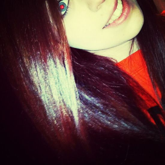 I dyed my hair(: