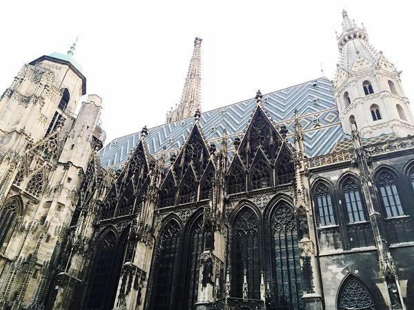 Stephansdom Wien Vienna Church Architecture Views Traveling Travel Travel Photography Austria Europe
