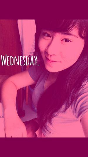 Hello wednesday.