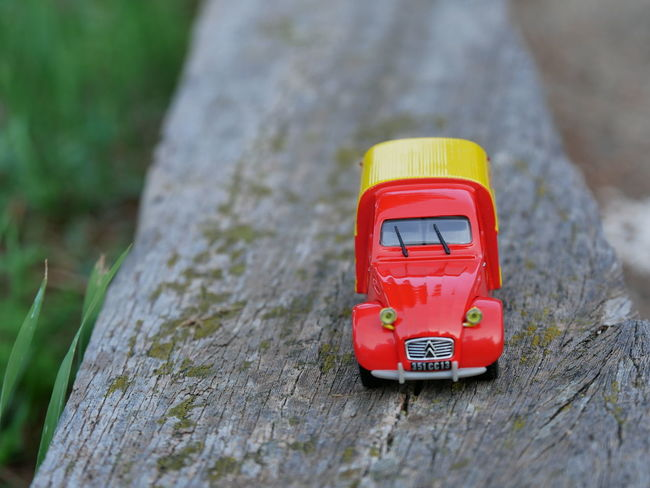 Paint The Town Yellow Yellow Flower Close-up Play Toy Photography Toy Car Vehicle Toy Pinwheel Toy