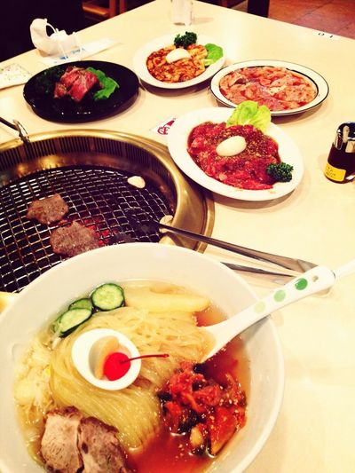 Hanging Out Korean Food Donner 焼肉ー!!!!