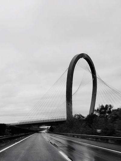 Bridge Highway Go Home Road South