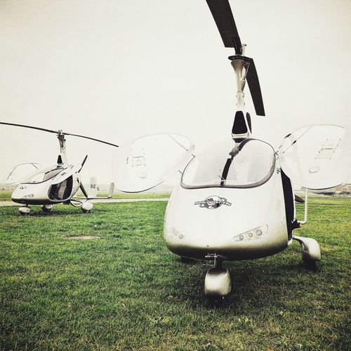 Gyro fun ... had a great day Technology Flying Freedom Gyrocopter