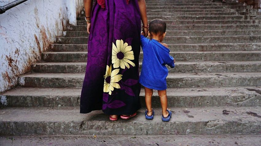 Traveling Home For The Holidays Mom Mum Baby First Steps Family India