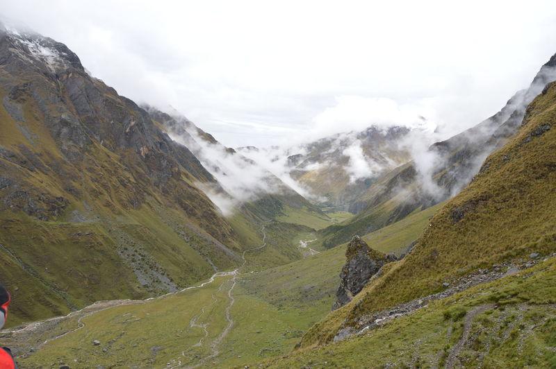 Hiking Peru