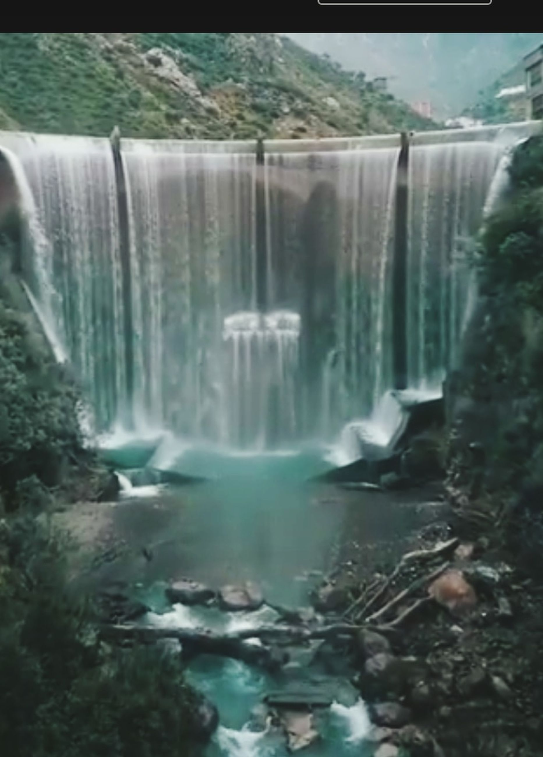 water, waterfall, beauty in nature, flowing water, scenics - nature, nature, forest, long exposure, motion, no people, environment, day, flowing, blurred motion, tree, land, plant, outdoors, rock, running water, purity, power in nature