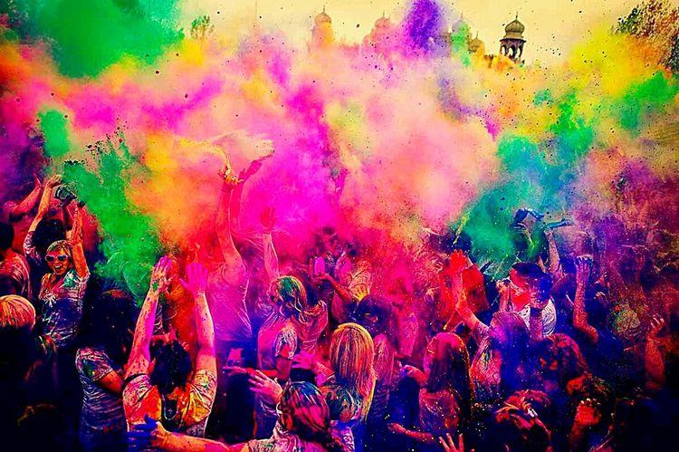 Holi Colors Festival