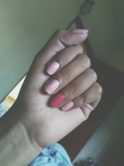 Nailpolish Nails Pinknails