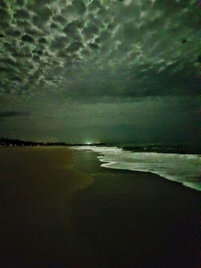 Moon Beach Nature